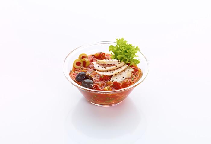 Fleischsalate