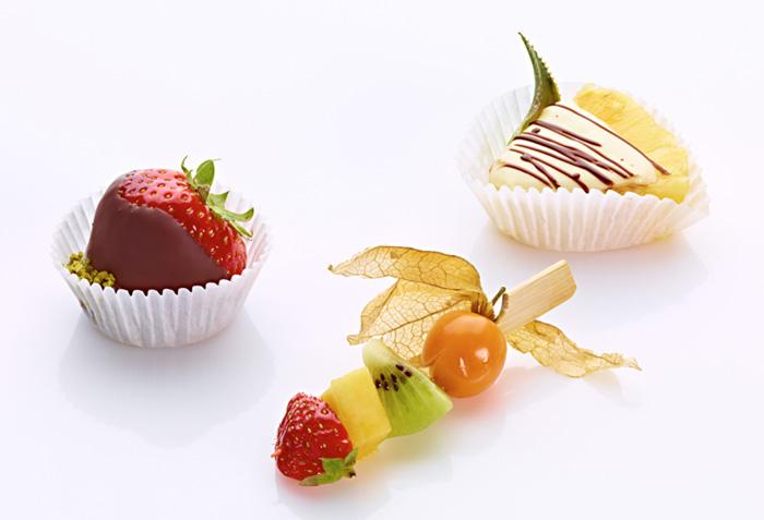 Fruchtdessert
